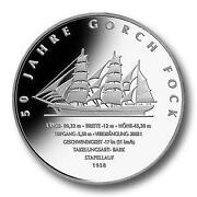 10 Euro Gorch Fock