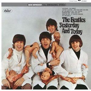 Beatles Yesterday And Today Records Ebay