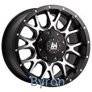 Allied Wheels - 4x4 Mag Rims - New Allied Rims Archerfield Brisbane South West Preview