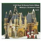 Department 56 Disney Parks