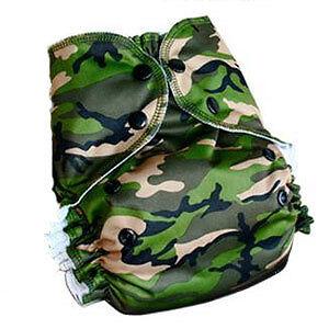 Super fashionable AMP Cloth Diaper Hemp Kit! Windsor Region Ontario image 6