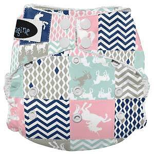 Imagine Bamboo All-in-One cloth diapers! Kitchener / Waterloo Kitchener Area image 9