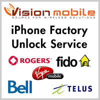 Factory Unlock iPhone 5S - iPhone 5 - iPhone 4S - iPhone 4
