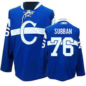 PK Subban Montreal Canadiens Jersey (1909) Size Large