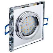 LED Einbaustrahler 230V 3ER Set