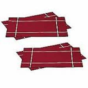 NEW Pampered Chef window pane placemats(4)