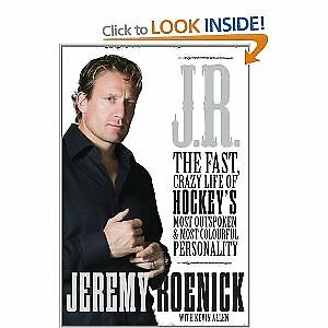 Jeremy Roenick, the fast crazy life of hockey's outspoken ....