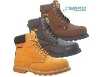 Max Steel Safety Boots