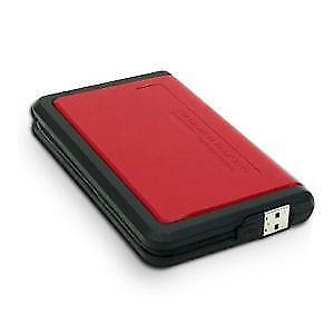 "Generic CSE-2530A 2.5"" USB 2.0 External SATA HDD Enclosure"