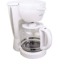 Essential needs 4 cup coffeemaker