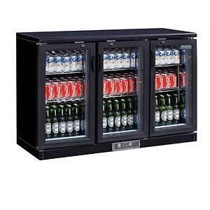 Drink Fridge - DL818 Polar  3 Door Back Bar Cooler Campbellfield Hume Area Preview