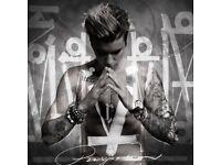 Justin Bieber - Purpose -Deluxe Edition (CD & DVD) (CD 2015) 21 track cd