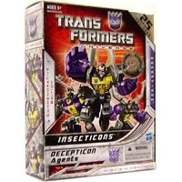 25th Anniversary Transformers Insecticons