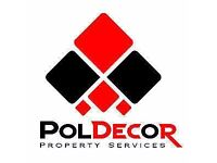PolDecor Professional Painters & Decorators Property services in Edinburgh Painting and Decorating!