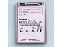 iPod - Toshiba Hardisk 120GB - Brand New
