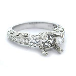 Antique Ring Mounting