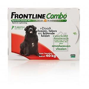 Frontline Combo Spot on Hond XL  2 x 6 pipetten