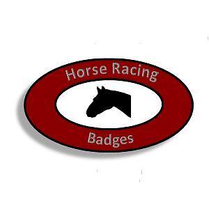 Horse Racing Badges