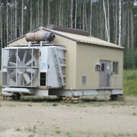 HVAC SYSTEMS LTD GAS COMPRESSION NEW AND USED robspl@telus.net