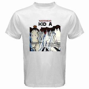 0efd447de Vintage Radiohead Shirts
