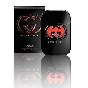 Gucci Guilty Black 75ml for Women Windsor Region Ontario image 1