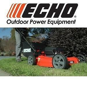 """NEW ECHO 21"""" CORDLESS LAWN MOWER - 118875491 - 58 VOLT - LITHIUM ION - WALK BEHIND - BRUSHLESS"""