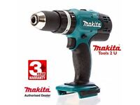 Makita combi drill 18v dhp453 new !!!