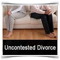 Paralegal Services - Separation Agreements & Uncontested Divorce
