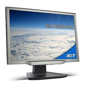 "Ecran 22"" Acer"