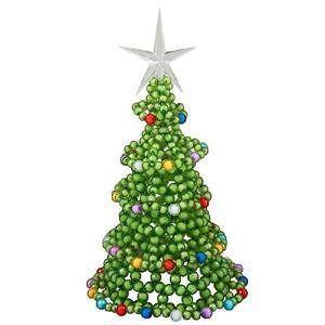 Beaded Christmas Tree | eBay