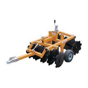 Garden Tractor Tiller Ebay