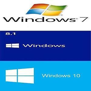 Windows operating system Installation Service & more...