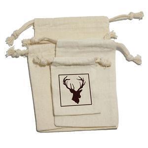 Muslin Bags 3x5