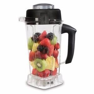 15848 Vitamix blender Soft-Grip 64-Ounce Container with Wet Blade and Lid