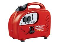 Portable Generator - Clarke IG2200 2.2kW - SOLD