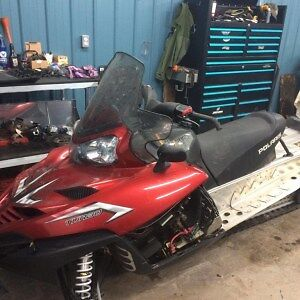 Parting Out 2009 Polaris 750 Turbo FST