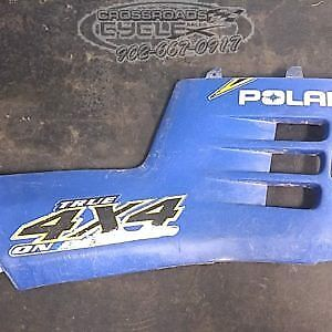 2004 Polaris SPORTSMAN 500 Panel Sonic Blue, RH