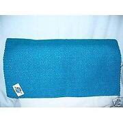 Turquoise Saddle Pad
