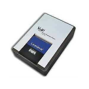 Linksys SPA1001 VoIP Phone Adapter