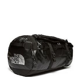 North Face Duffel Bag - XL - Black - NEW with Tags and outer carry bag!