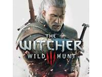 The Witcher 3: Wild Hunt PS4 Game with free UK delivery