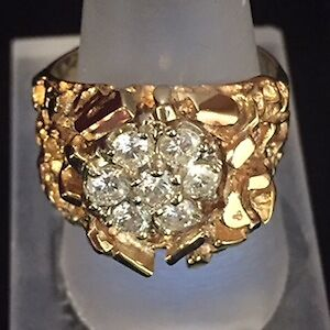 Gold Fever! With Diamonds!