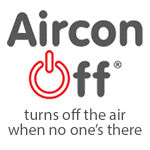 Aircon Off Energy Saving A/C Remote