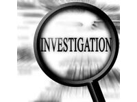 Private Investigator in London - from £25 per hour