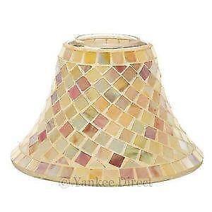 Yankee candle shades ebay yankee candle mosaic shades mozeypictures Gallery