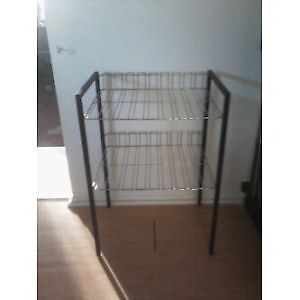 2 Tier Metal Shelf
