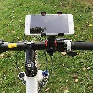 support cellulaire ou gps pour vélo ou moto/bike phone holder
