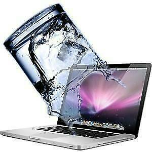 MAC/PC Laptop Repairs- Water Damage Apple MacBook iMac,DELL,HP,A