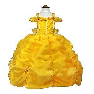 Disney princess dress ebay deluxe disney princess dress gumiabroncs