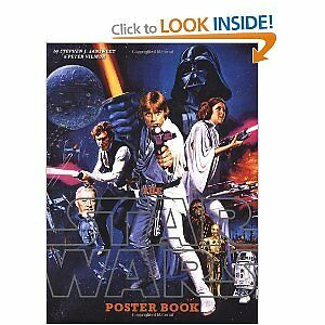 Star Wars Poster Book hardcover
